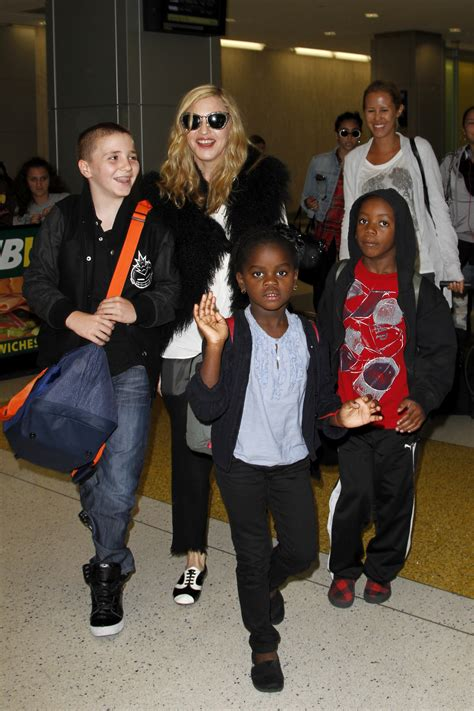 Adopt An Orphan Just Like Madonna by 17 Who Adopted Children