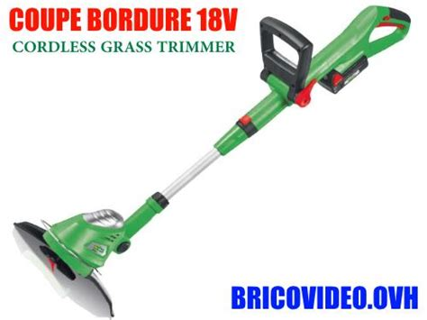 lidl rasentrimmer florabest coupe bordures lidl florabest fgs 3 6 b2 taille haies test