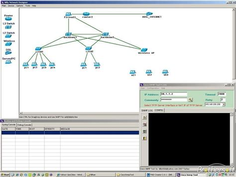 cisco network mapping software free cisco snmp tool cisco snmp tool 2 5