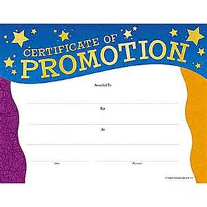 certificate of promotion template promotion gold foil sted certificates positive promotions