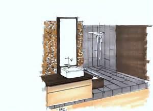 perspective salle de bains 2 001 photo de dessins