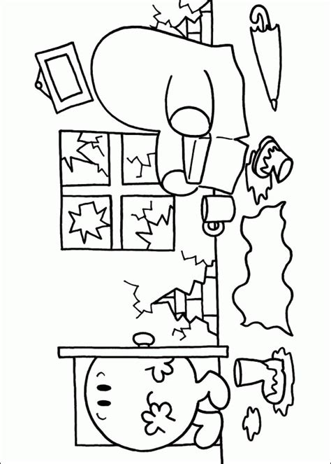 mr men coloring pages coloringpagesabc com