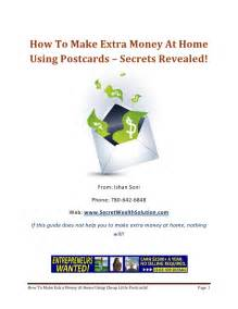 how to earn money at home top how to make money at home on make money at