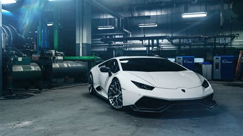 Car Wallpaper 8k by Adv1 White Lamborghini Huracan 4k 8k Wallpaper Hd Car