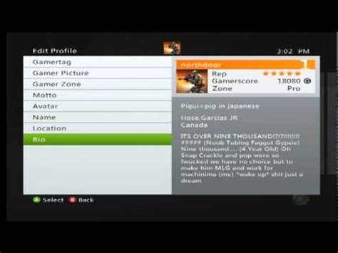 biography vs autobiography game best thing ever xbox 360 bio youtube