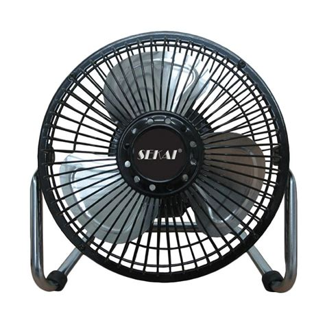 Kipas Angin Meja Mini sekai dfn 606 desk fan kipas angin meja putih ezyhero