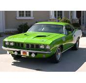 1971 Plymouth Barracuda  Pictures CarGurus