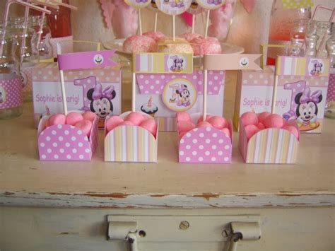 St Sweety Minnie A13456gn feestelijke traktaties printables sweet tables en taart sweet table minnie mouse