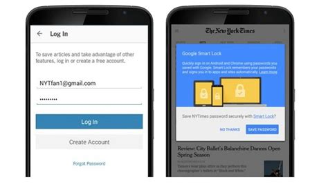 sign into chrome on android smart lock logs you in across android devices chrome news opinion pcmag