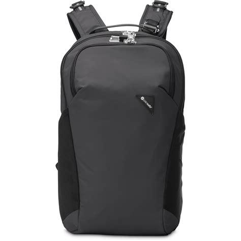 Pacsafe Vibe pacsafe vibe 20 anti theft 20l backpack black 60291100