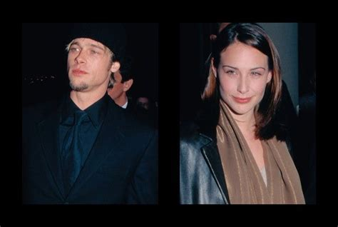 claire forlani and brad pitt relationship brad pitt was rumored to be with claire forlani brad