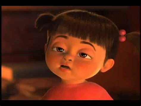 imagenes de boo llorando boo monster inc don 180 t speak youtube