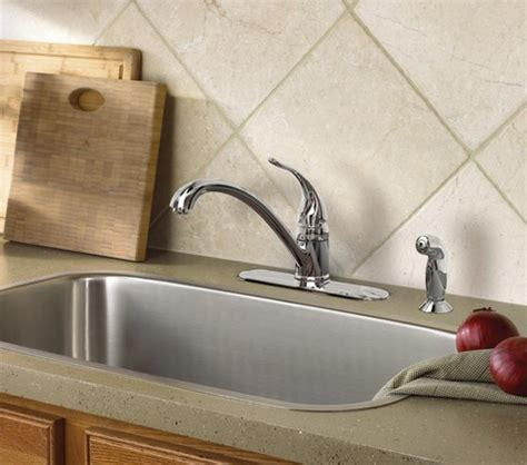 moen torrance kitchen faucet torrance chrome one handle low arc kitchen faucet