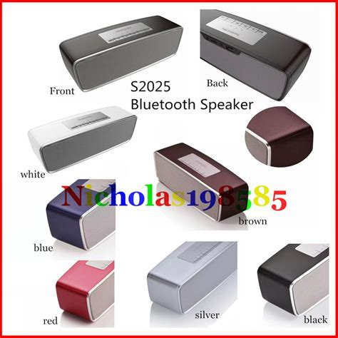 Speaker Bluetooth Portabel Hifi S2025 Black T3010 2 best sound loud s2025 wireless bluetooth portable outdoor