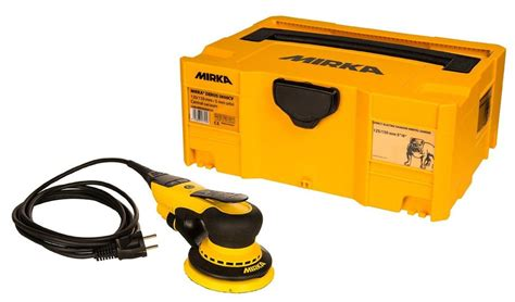 mirka woodworking review the mirka deros sander i it by joe