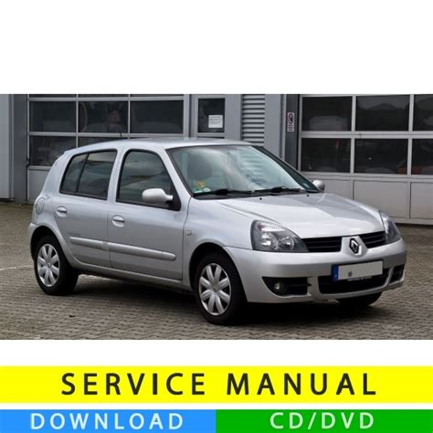 renault clio 2 workshop manual pdf free
