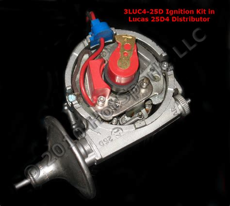 Lu Bohlam Senter Mini 2 5 Volt electronic ignition conversion kit for 4cyl lucas 25d4