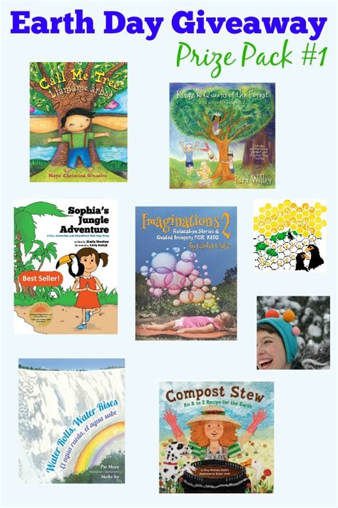 Earth Day Giveaways - earth yoga kids yoga stories yoga books yoga cards and yoga poses for kids