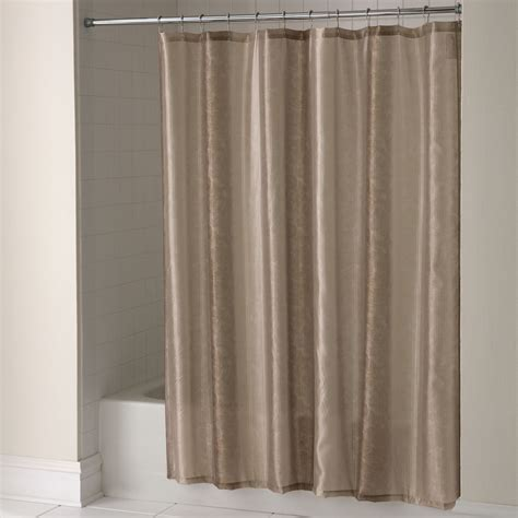Sears Shower Curtain by Essential Home Shower Curtain Morning Stripe Fabric Shop