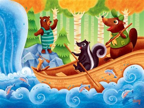 row row your boat with animals row row row your boat poster nursery rhymes toddler