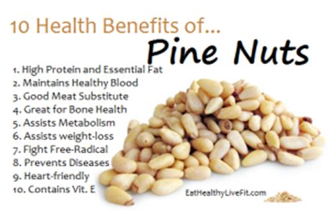 Advantage Of Ms Mba by Health Benefits Pine Nuts Health Benefits