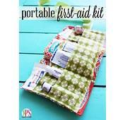 20  DIY First Aid Kits Landeelucom