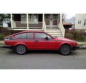 1982 Alfa Romeo GTV6 Balocco  Classic Italian Cars For Sale