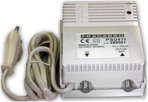 alimentatore per antenna tv fracarro it l impianto di ricezione di un segnale televisivo