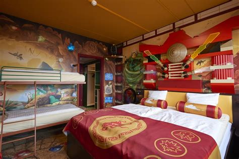 lego ninjago themed room legoland  york pictures