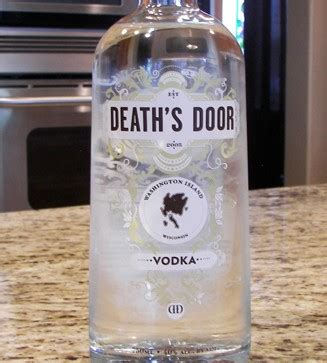 deaths door vodka review vodka reviews and cocktails