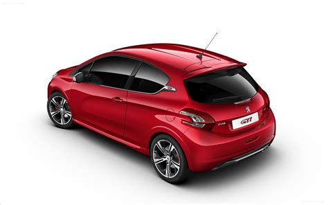 peugeot 208 gti 2013 peugeot 208 gti 2013 widescreen exotic car photo 05 of 14