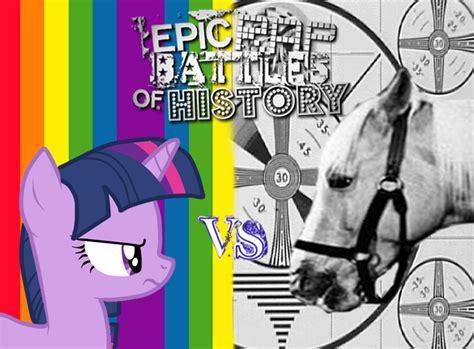 Mr Ed Meme - my little pony vs mister ed image my little pony