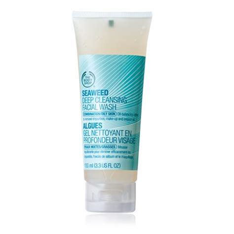 The Shop Wash the shop seaweed cleansing wash reviews
