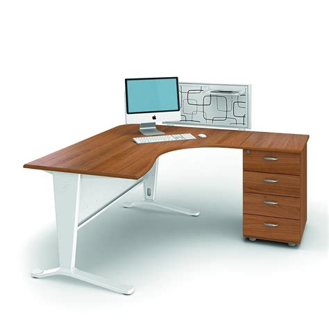 Mega Desk by Mega Rectangular Desk With Y Legs 800mm Wide