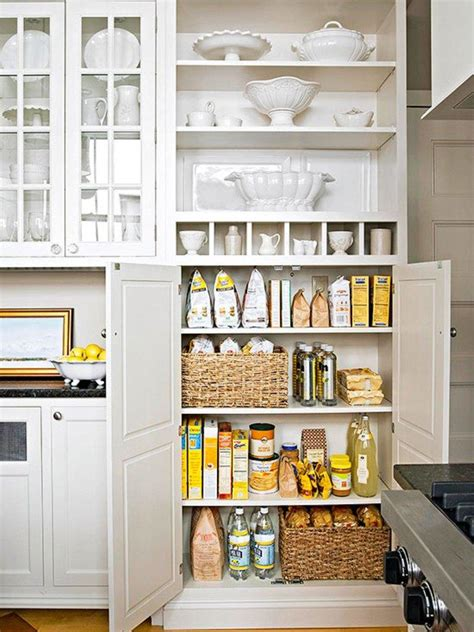10 super modern kitchen pantry cabinets rilane 20 smart white kitchen pantry cabinets rilane