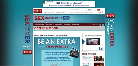 Extra Com Giveaway - tlc com beanextra be an extra sweepstakes