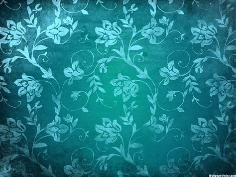 wallpaper pattern vintage blue hd blue vintage floral pattern wallpaper download free