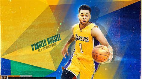 La Lakers 1 d angelo lakers 1 1920 215 1080 wallpaper basketball