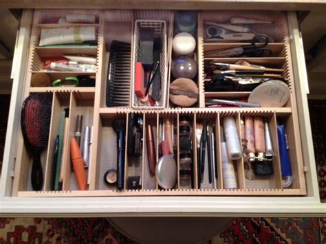 Drawer Inserts For Makeup by Makeup Drawer Inserts Orderly Drawer