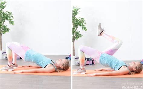 po zuhause 16 po 220 bungen die dein leben ver 228 ndern das knackpo workout