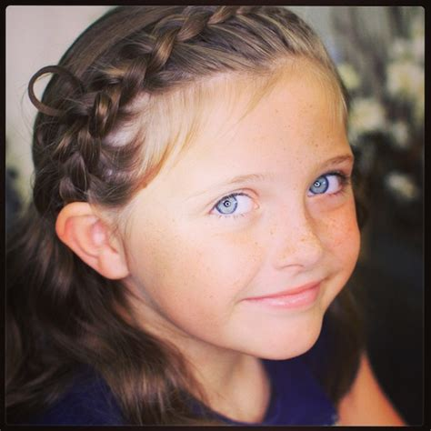 cute girl hairstyles headband twist butterfly braided headband cute braids cute girls