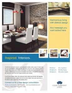 Design Your Own House Free custom marketing flyers