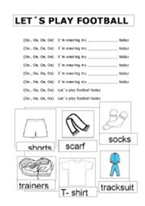 football worksheets for elementary students teaching worksheets football