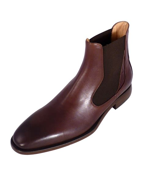 brown chelsea boots oliver sweeney brown leather nuxis chelsea boots oliver
