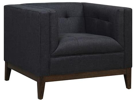 Gavin Linen Chair Grey Modern Digs Furniture Modern Digs Furniture