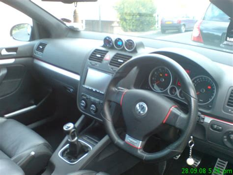 the gallery for gt gti mk5 interior