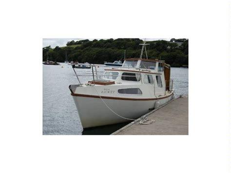 mk v boat cox 22 mk v in devon power boats used 56495 inautia