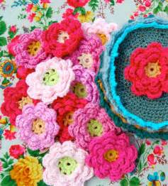 10 beautiful ways to crochet a flower skip to my lou skip to my lou