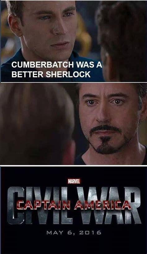Iron Man Meme - captain america civil war may 6 2016 spoilers