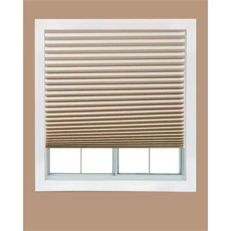 shady window treatments redi shade paper light filtering pleated shade